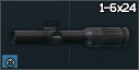 EOtech vudu 1-6 riflescope
