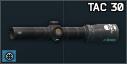 Burris FullField TAC 30 1-4x24 riflescope